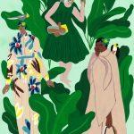 Le illustrazioni esotiche diIsabelle Feliu- tra Matisse e Gauguin | Collater.al 19