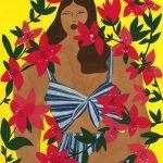 Le illustrazioni esotiche diIsabelle Feliu- tra Matisse e Gauguin | Collater.al 21