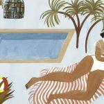 Le illustrazioni esotiche diIsabelle Feliu- tra Matisse e Gauguin | Collater.al 3