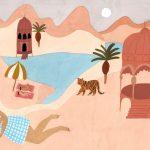 Le illustrazioni esotiche diIsabelle Feliu- tra Matisse e Gauguin | Collater.al 7