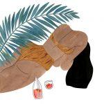 Le illustrazioni esotiche diIsabelle Feliu- tra Matisse e Gauguin | Collater.al 8
