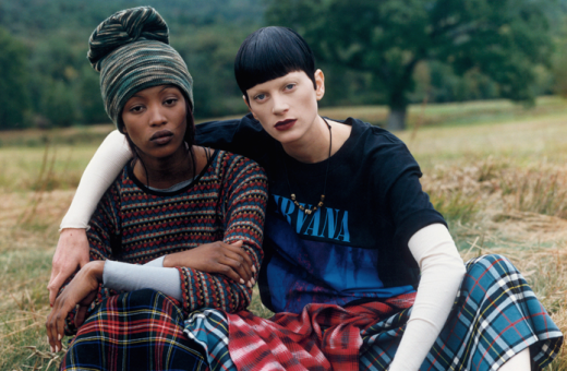 Marc Jacobs reissues Grunge collection Kurt Cobain and Courtney Love set on fire in '92