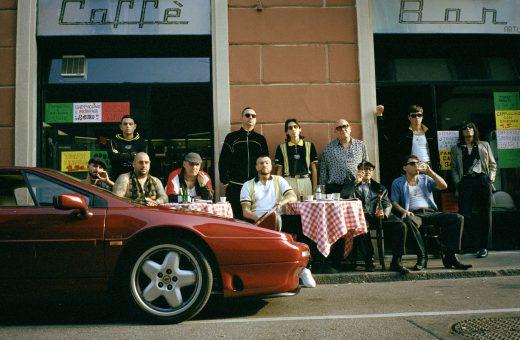 Milano Members Club, la capsule collection di IUTER con Guè Pequeno