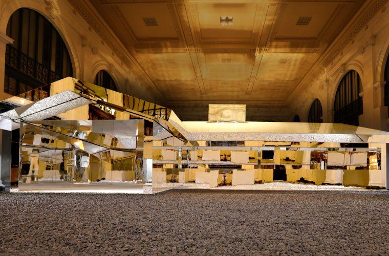 Mirage Detroit, una casa interamente fatta di specchi