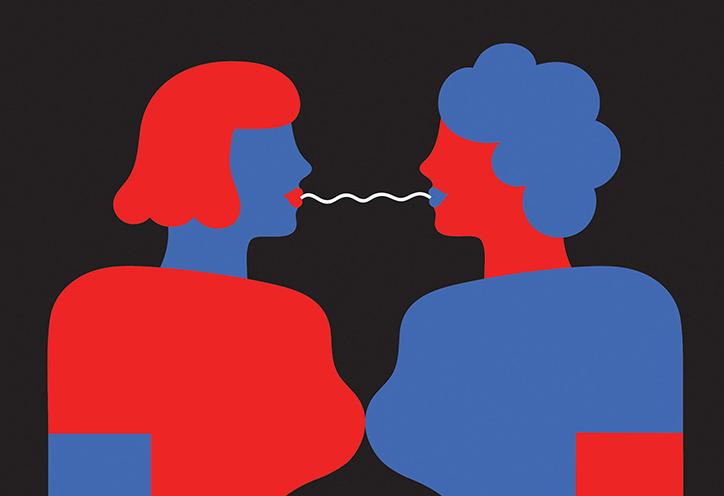 Le illustrazioni di Olimpia Zagnoli per Barilla celebrano l'amore universale