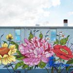Ouizi trasforma palazzi grigi in giardini in fiore | Collater.al 10