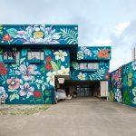Ouizi trasforma palazzi grigi in giardini in fiore | Collater.al 2