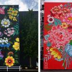 Ouizi trasforma palazzi grigi in giardini in fiore | Collater.al 4