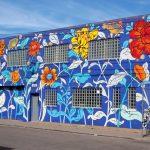 Ouizi trasforma palazzi grigi in giardini in fiore | Collater.al 9