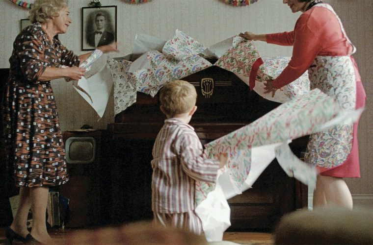 The Boy and The Piano, the touching Christmas spot  with Elton John