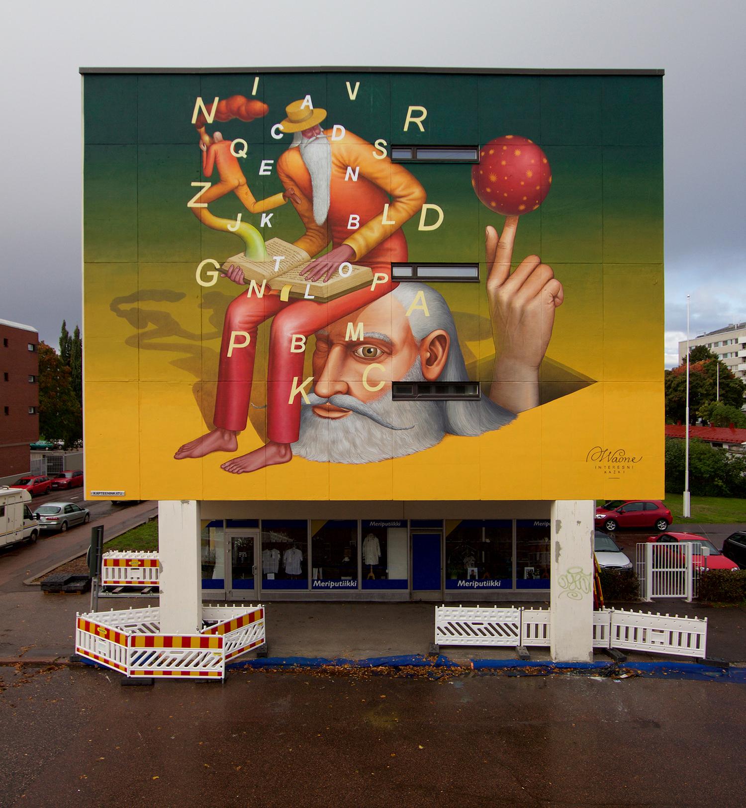 This art is too smart la personale di Waone a Roma | Collater.al