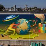 This art is too smart la personale di Waone a Roma | Collater.al 3