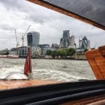 Travel Tips Londra | Collater.al city from thames