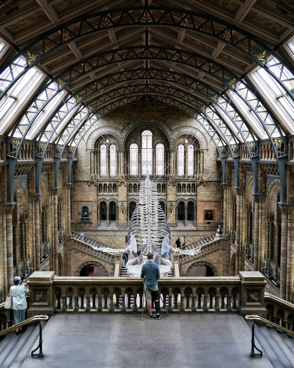 Travel Tips Londra | Collater.al Natural History Museum