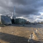Travel Tips Londra | Collater.al Shard from Thames