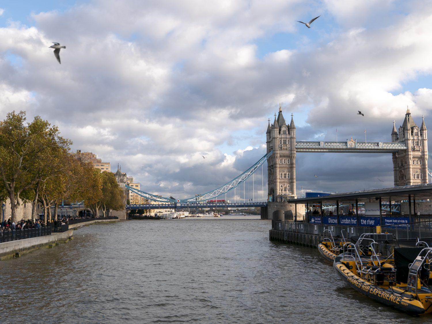 Travel Tips Londra | Collater.al Tower Bridge from Thames