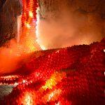 Una lava di origamiinvade ilLLUÈRNIA festival in Catalogna| Collater.al 1