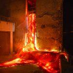 Una lava di origamiinvade ilLLUÈRNIA festival in Catalogna| Collater.al