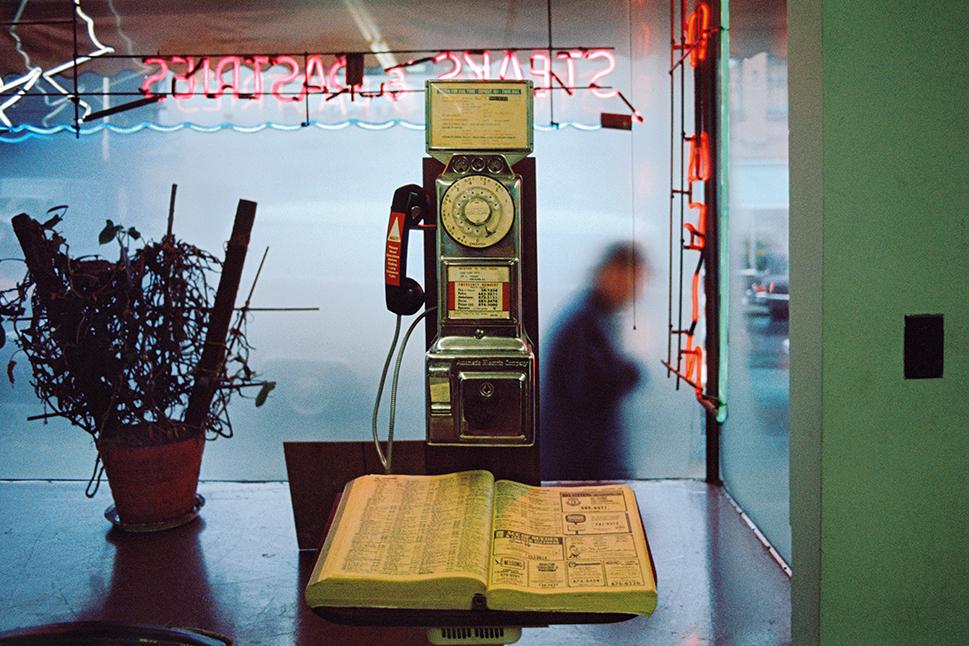 Uno sguardo su Vancouver, gli scatti di Greg Girard | Collater.al