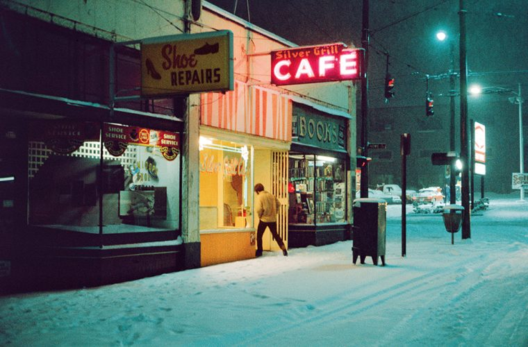 Under Vancouver 1972-1982, a photographic project by Greg Girard