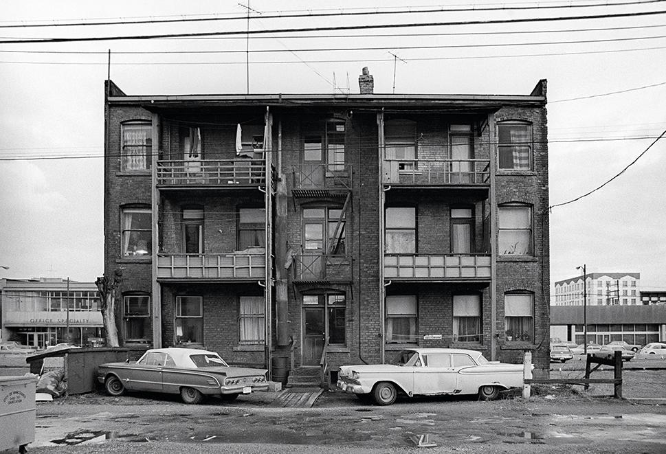 Uno sguardo su Vancouver, gli scatti di Greg Girard   Collater.al