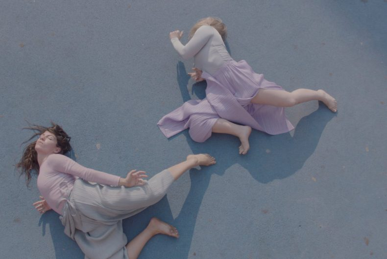 Versus, a dance between Berlin's concrete palaces