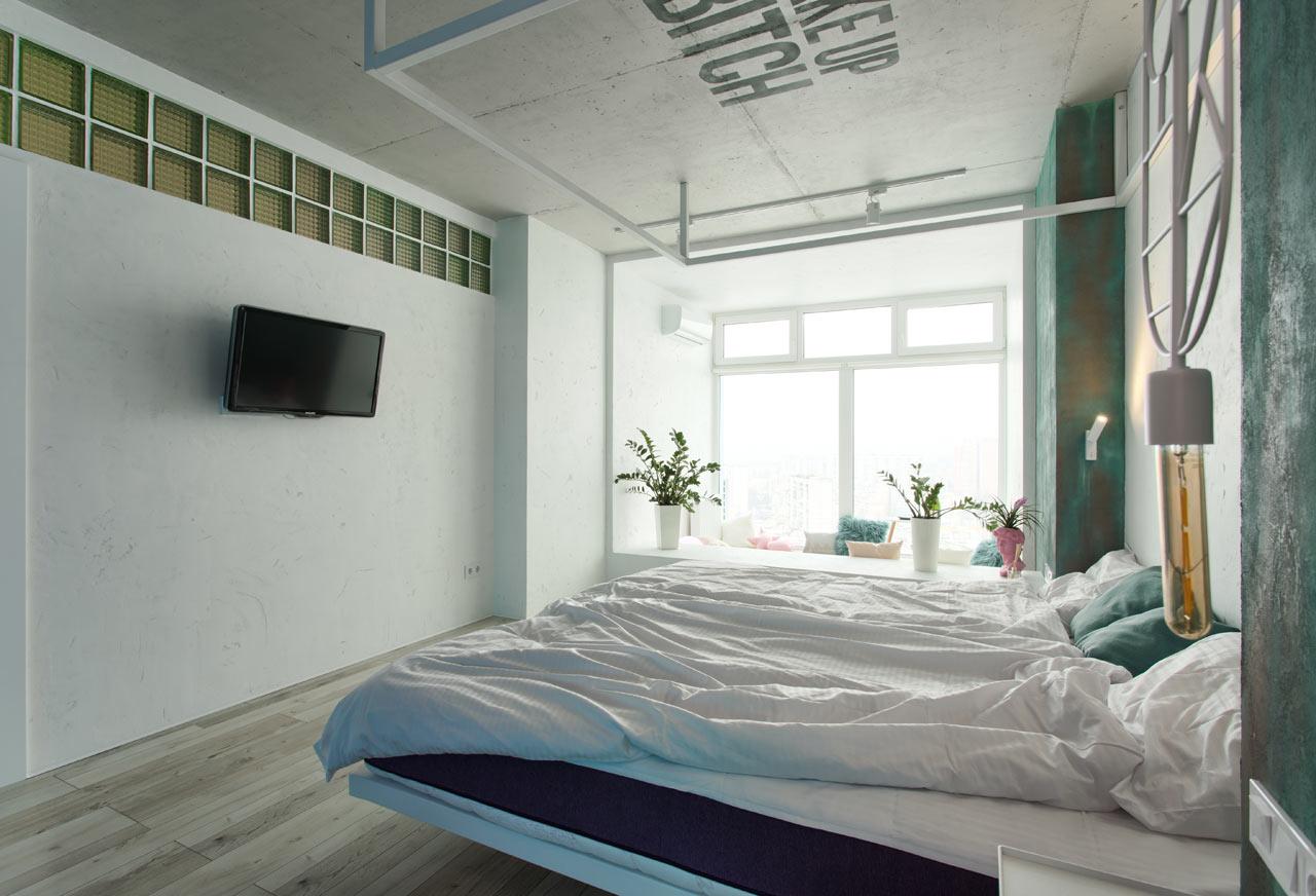 Wake up bitch, l'appartamento di Lauri Brothers   Collater.al