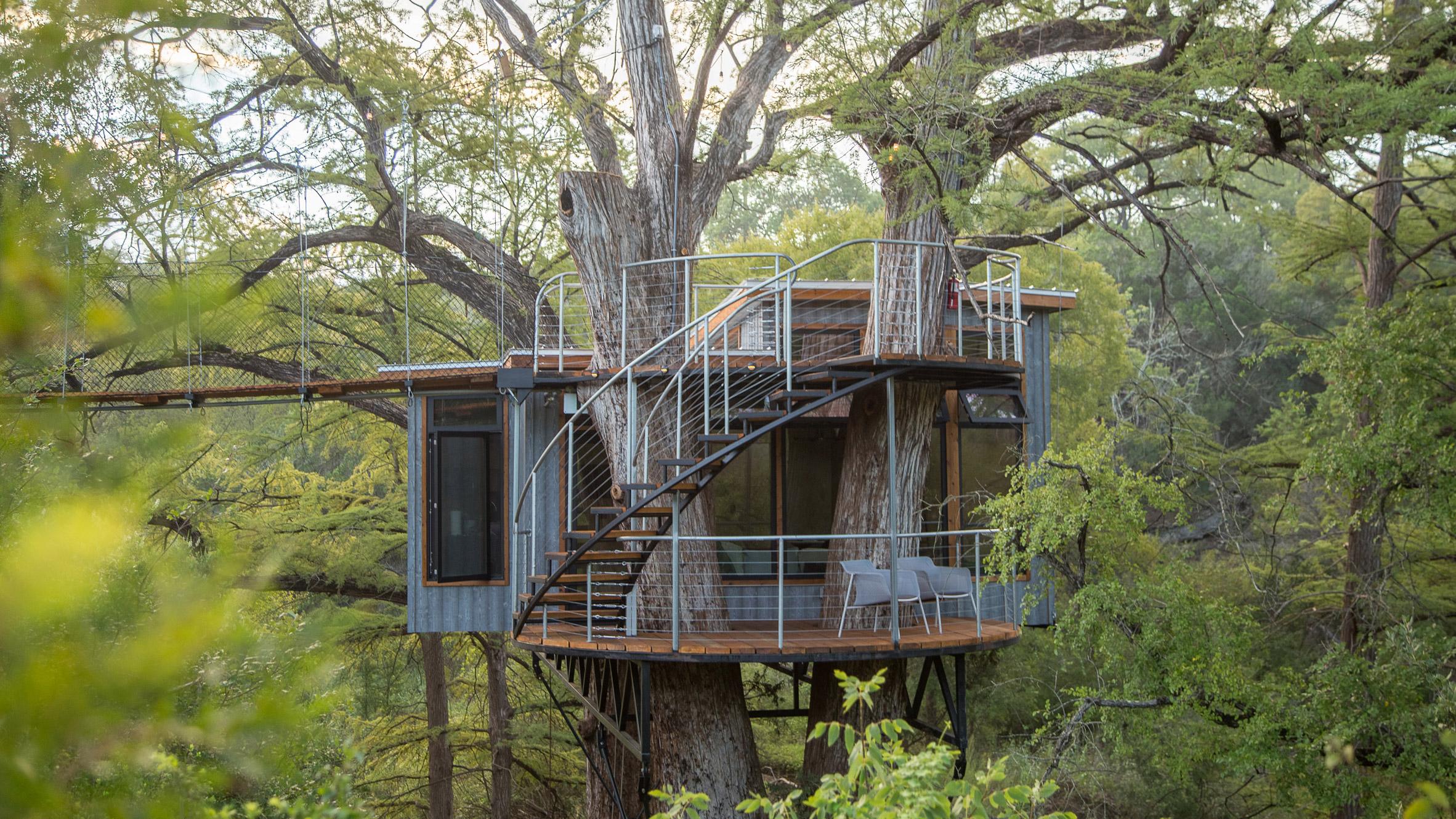 Yoki Treehouse | Collater.al