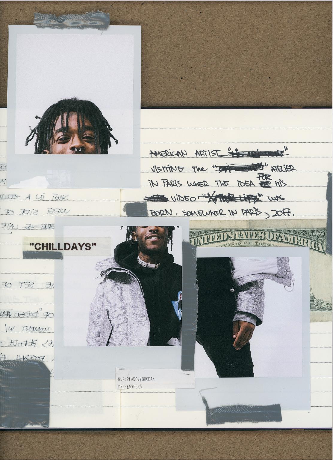 adidas Originals x Santeria presenta Backstage Diaries | Collater.al 3
