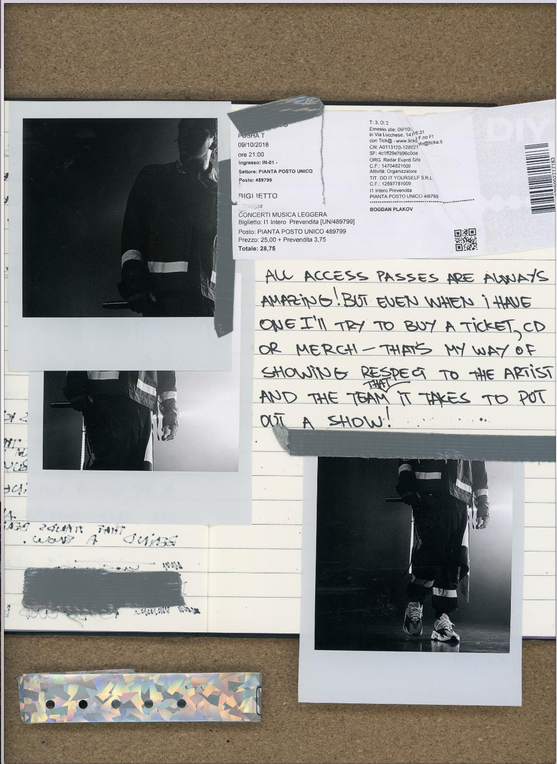 adidas Originals x Santeria presenta Backstage Diaries | Collater.al 4