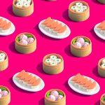 eraser food | Collater.al 2