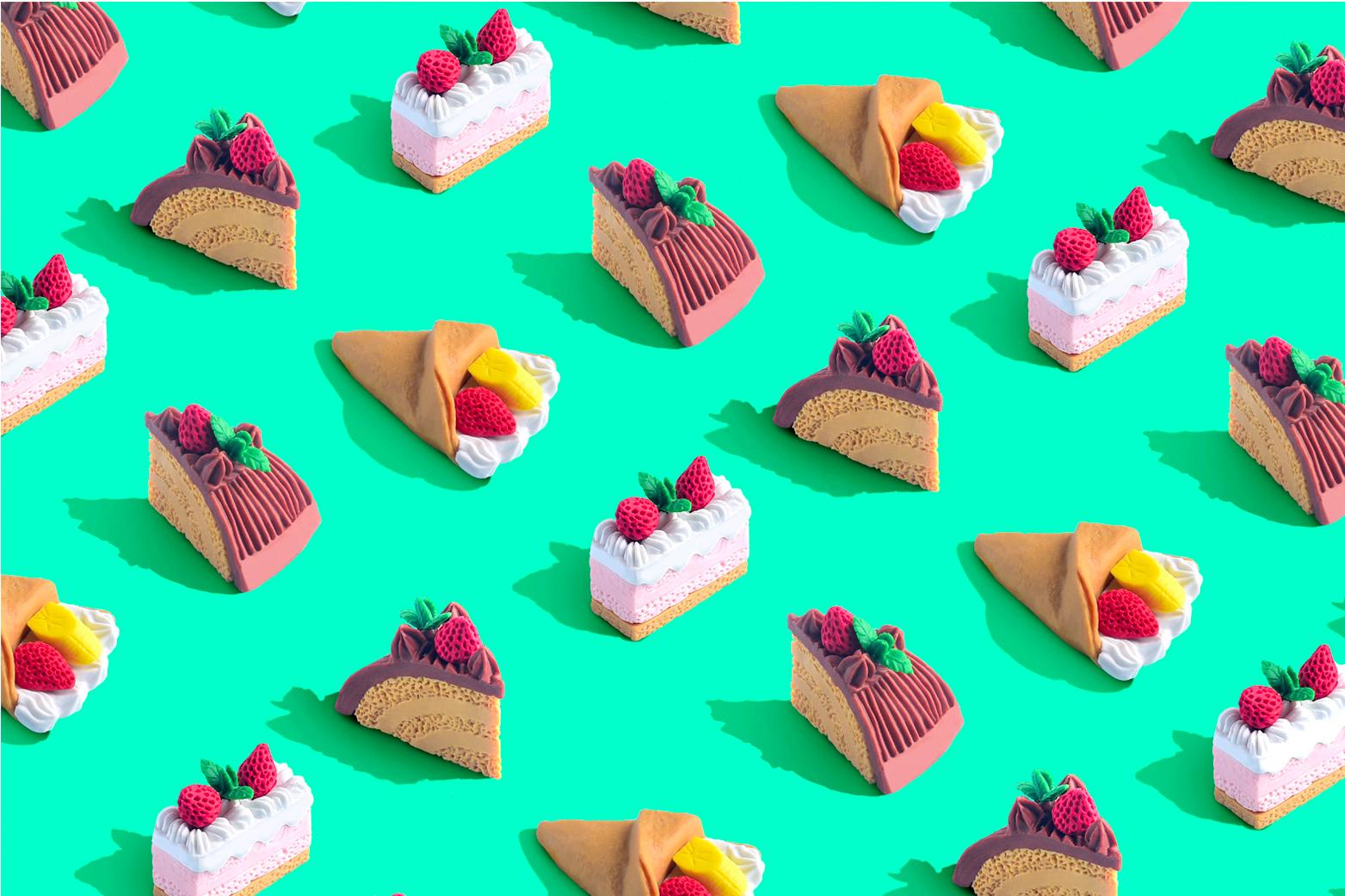 eraser food | Collater.al
