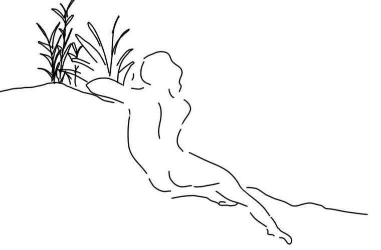 La disarmante semplicità delle illustrazioni di scar_illustration