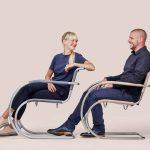 100 anni di Bauhaus, la rivisitazione della sedia cult S 533 | Collater.al 2