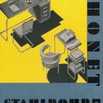 100 anni di Bauhaus, la rivisitazione della sedia cult S 533 | Collater.al 6