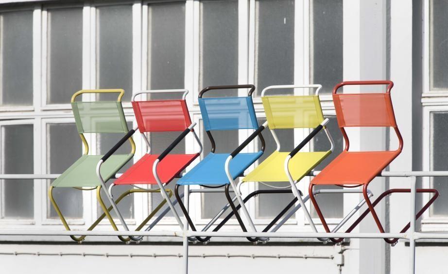 100 anni di Bauhaus, la rivisitazione della sedia cult S 533 | Collater.al