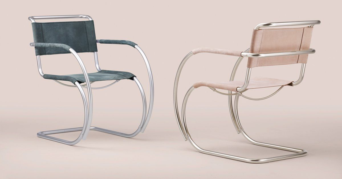 100 Years Of Bauhaus A Reinterpretation Of Cult Chair S 533