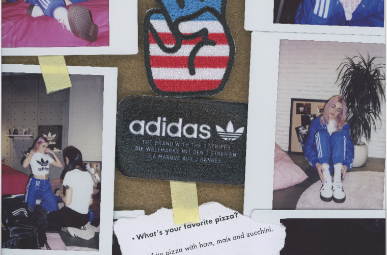 STD: Backstage Diaries in mostra all'adidas Originals Flagship Store Milano