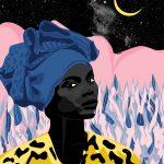 Ballando al chiaro di luna- le grafiche di Ignacia Ossandon | Collater.al 12