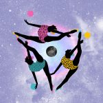 Ballando al chiaro di luna- le grafiche di Ignacia Ossandon | Collater.al 13