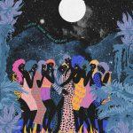 Ballando al chiaro di luna- le grafiche di Ignacia Ossandon | Collater.al 3