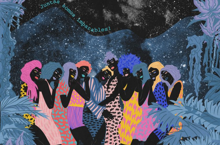 Dancing in the moonlight: Ignacia Ossandon's graphics
