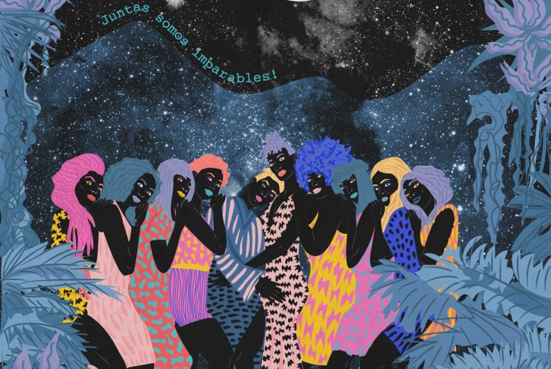 Dancing in the moonlight: Ignacia Ossandon's graphics