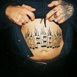 COUNTING BREAD la prima esposizione di Toni Brugnoli | Collater.al 9