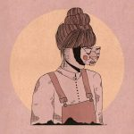 Colori caldi ed intimità nelle illustrazioni di Martina Francone | Collater.al 3