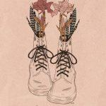 Colori caldi ed intimità nelle illustrazioni di Martina Francone | Collater.al 5
