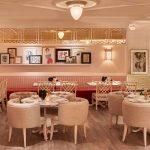 Come una caramella, lo Swan restaurant firmato Ken Fulk | Collater.al 1