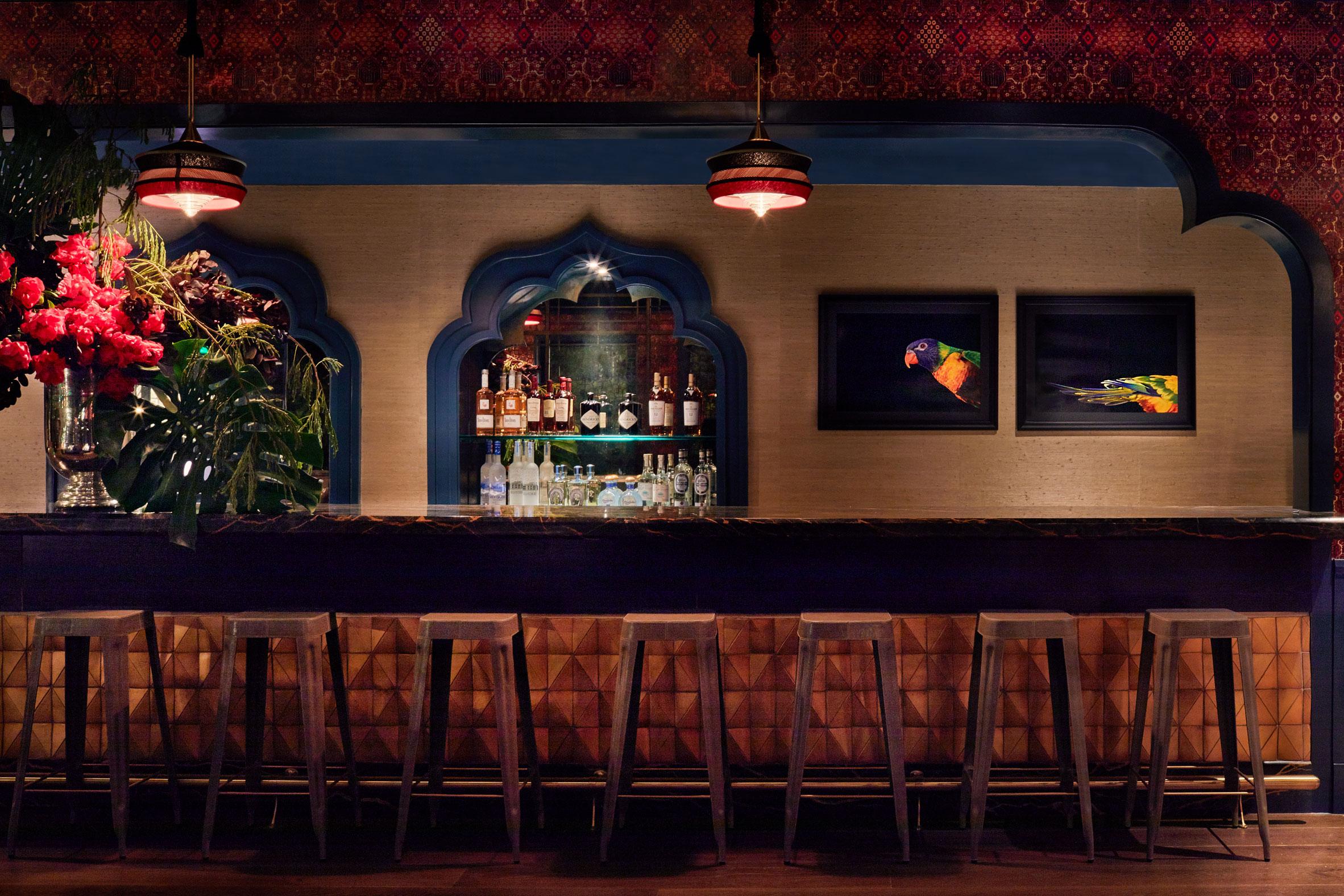 Come una caramella, lo Swan restaurant firmato Ken Fulk | Collater.al