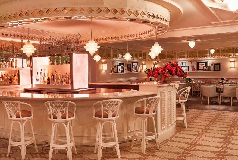 Come una caramella, lo Swan restaurant firmato Ken Fulk