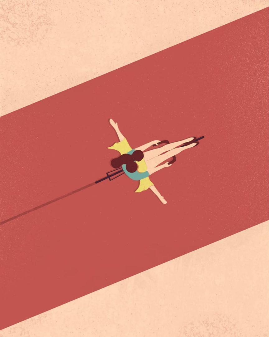 Elisa Puglielli e la disarmante semplicità delle sue illustrazioni